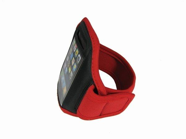 Apple iPhone4S 4專用 簡約風 運動臂套