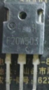 [二手拆機][含稅]原裝進口大功率場效應管 F20W503