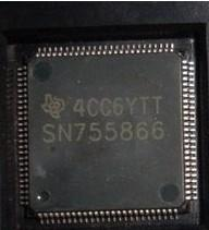 [二手拆機][含稅]拆機二手等離子貼片 SN755866 品質保證