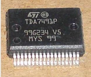 [二手拆機][含稅]TDA7491P 液晶驅動板音訊晶片 品質保證