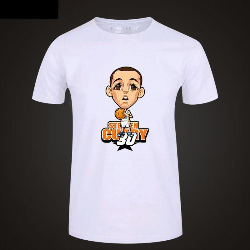 💖柯瑞Stephen Curry庫里短袖棉T恤上衣💖NBA勇士隊Nike耐克愛迪達運動籃球衣服T-shirt男女11