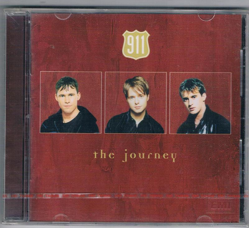 [葛萊美]西洋CD-911:青春旅程 THE JOURNEY (平裝版)全新