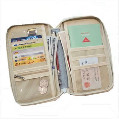 出國旅游便攜證件包旅行護照包多功能證件袋機票護照夾保護套錢包
