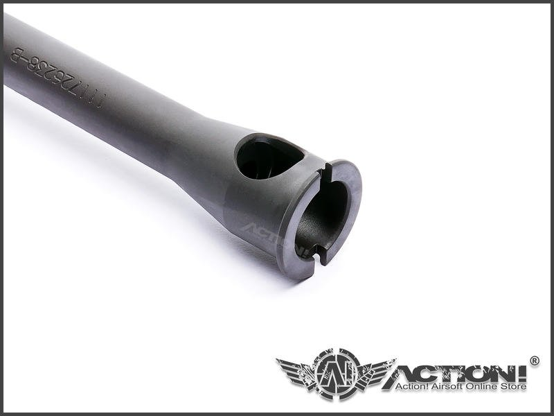 "【ACTION!】Z-Parts - MK16 DD GOV樣式 鋼製外管組(VFC M4 GBB 10.3"")《現貨》"