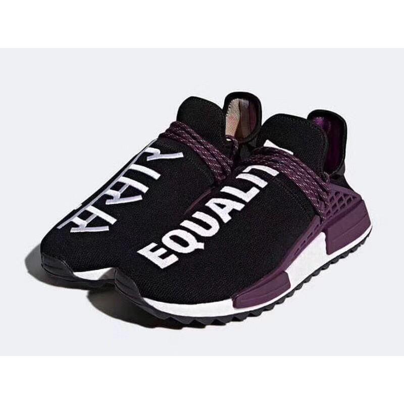 現貨秒殺款 愛迪達菲董聯名Hu NMD新配色 Pharrell X adidas originals 運動鞋 女鞋 男鞋