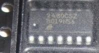 [二手拆機][含稅]原裝 2480CSZ 貼片14腳