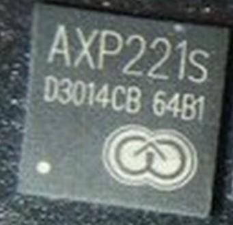 [二手拆機][含稅]AXP221S AXP221 電源管理晶片 貼片QFN 拆機二手