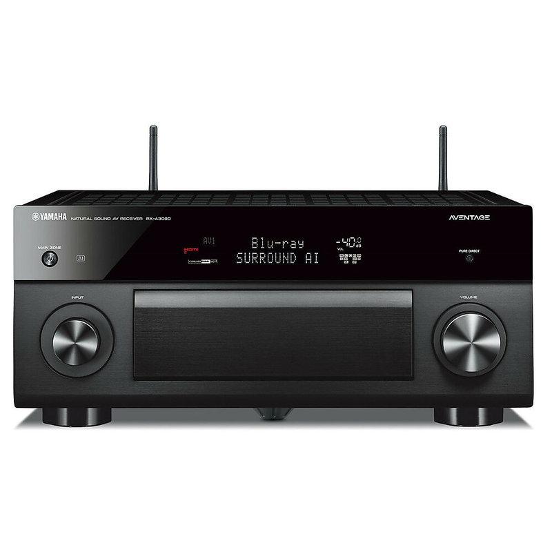 【MEIGO美購】Yamaha RX-A3080 AVENTAGE 9.2聲道AV接收器,帶MusicCast New 392099443463