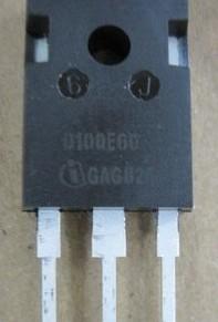 [二手拆機][含稅]D100E60 TO-247 電焊機常用快恢復整流管