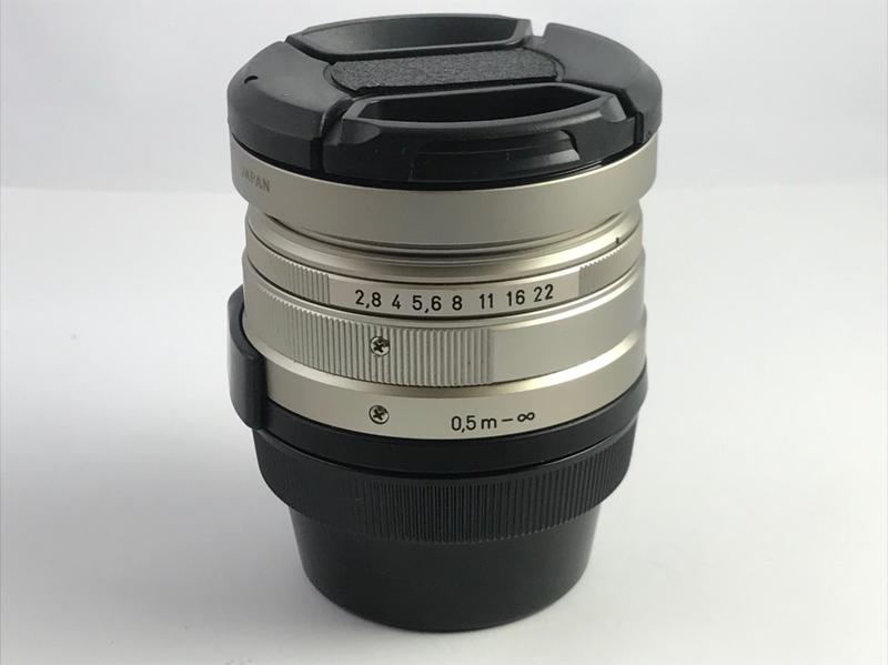 CONTAX Carl Zeiss Biogon 28mm F2.8 G28 廣角鏡  (for G1 G2)