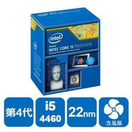 i5-4460 全新盒裝 原廠保內 售5000元