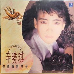 【陽光小賣場】辛曉琪《在你背影守候》2020復刻黑膠唱片LP 140g 台灣壓片 翻模製版 親愛的你 陌生的愛人
