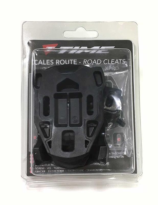 LUK Bike TIME 公路車卡踏專用扣片 CLEAT 鞋底板 5度入門版(原廠盒裝)