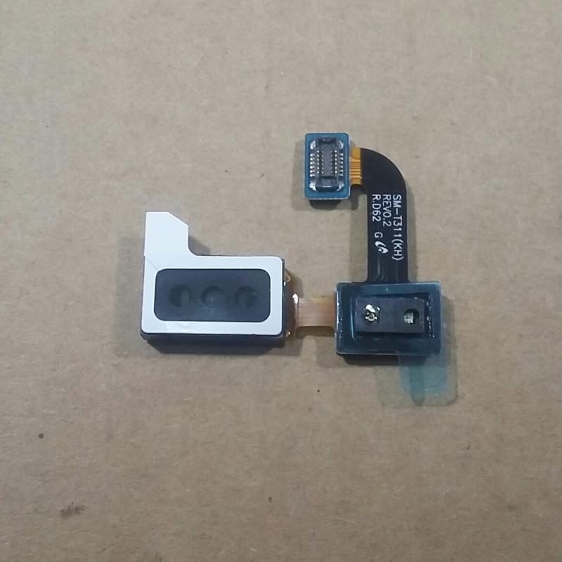 手機:維修零件: 聽筒 : SAMSUNG T311.T310(Tab 3 8.0) 聽筒排線總成