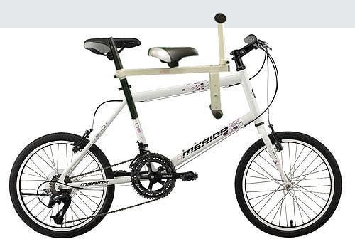 美利達 Mini Juliet 3.0 腳踏車兒童座椅 安全座椅 瑞峰快拆親子坐架