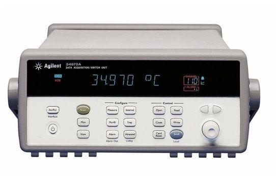 Keysight 34970A 資料擷取/資料記錄切換裝置