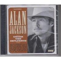 詩軒音像Alan Jackson阿蘭·杰克遜 - Under the Influence CD-dp070