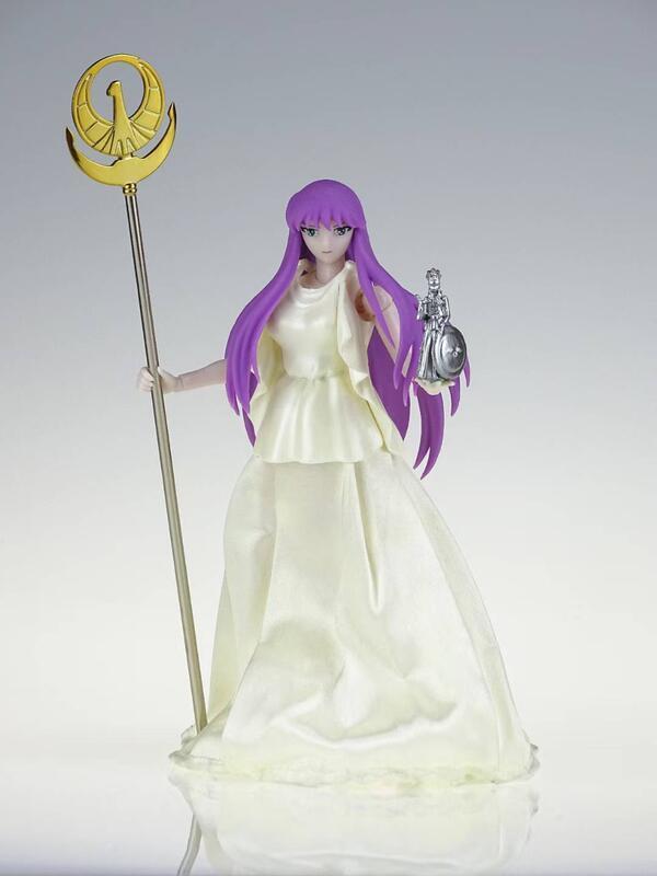 (預購)現貨 哥特模型 聖鬥士 聖衣神話 雅典娜 真紅少年版 金屬手杖 非吉模 星辰 MC 樂創 傳神