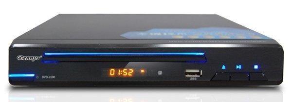 好用不挑片~Dennys DIVX/USB DVD播放機(DVD-2600 / DVD2600)