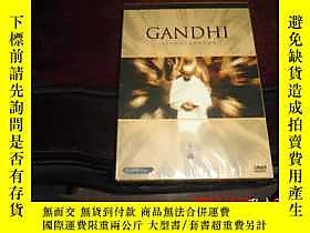 古文物罕見GANDHI【電影DVD】甘地傳,25週年紀念究極超碼收藏版,盒裝三碟一套露天25524