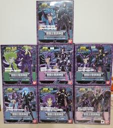 聖鬥士星矢聖衣神話 冥鬥士 套組 七隻