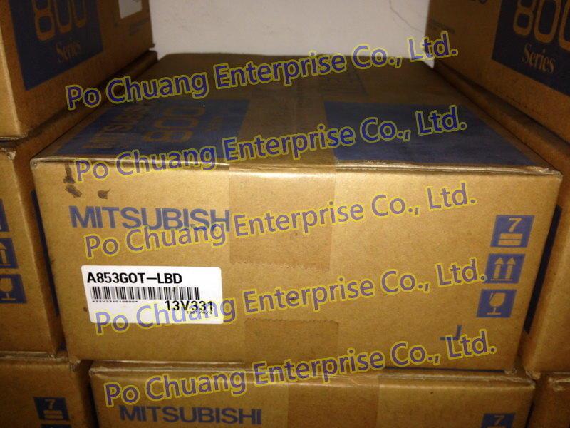 販售與維修 全新品 MITSUBISHI 三菱 HMI 人機介面 A853GOT-LBD (歡迎詢問) [ worldwide delivery is possible]