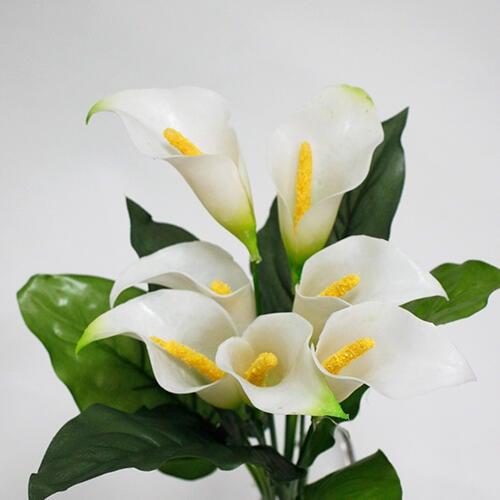 【人造花】P海芋花束*塑膠花 店面櫥窗佈置 樣品屋設計 仿真花 網拍商業攝影素材/花材花藝批發