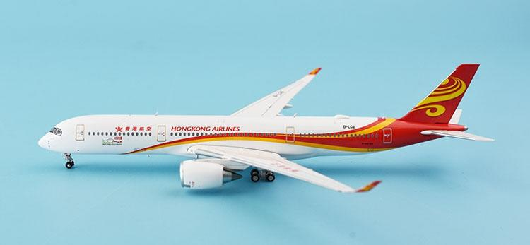 JC Wings 香港航空 Hong Kong Airlines A350-900 B-LGB 1:400