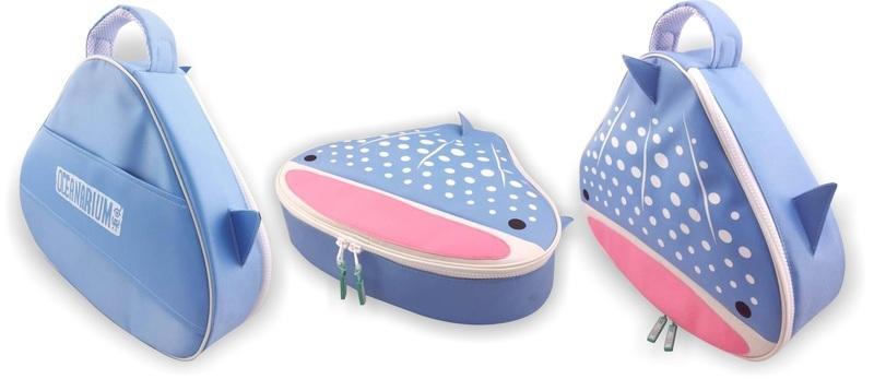 ☆° 亞潮潛水 °☆ Oceanarium 鯨鯊 造型 調節器保護袋 療癒系 免運