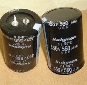 [二手拆機][含稅]優質電解電容 450V560UF