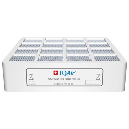 『德記儀器』《IQAir》空氣清淨機 專用濾網 GC HEPA