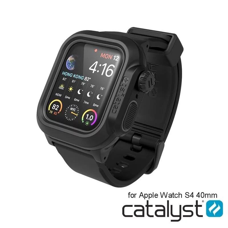 輕薄防水保護殼 CATALYST FOR APPLE WATCH S6 / S5 / S4 / SE 40mm