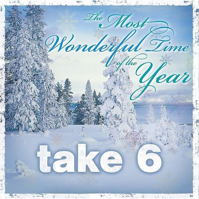 Take 6年度最佳時光The Most Wonderful Time of the Year HUCD3158
