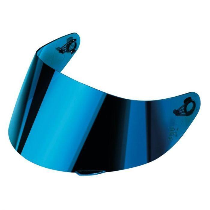 現貨【AGV】抗UV/防刮 GT2-1 VISOR IRIDIUM 安全帽鏡片