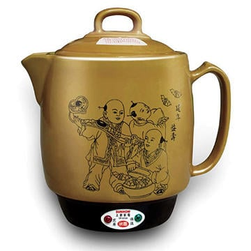CP-1010 上豪 陶瓷中藥壺