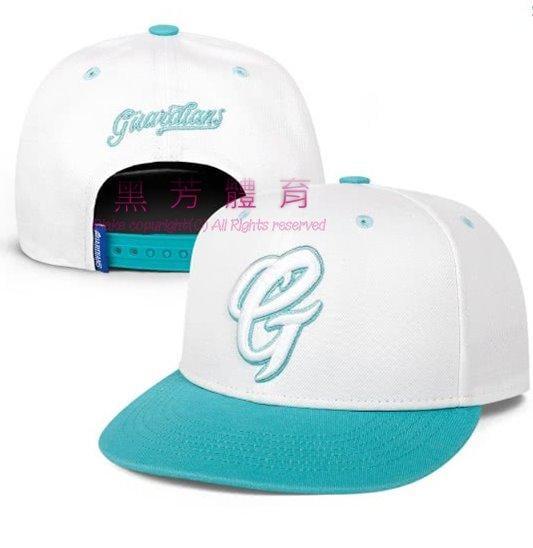 2019 富邦悍將 閨密日常 棒球帽 主題日球帽 天使綠 後扣式
