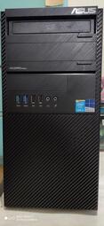 退役銀行 華碩 高性能四核主機 I5 4690 3.5~3.9G/4G/500G/USB3/WIN10正版/插電即可用