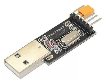 ►313◄USB轉TTL串口模組 CH340G晶片 STC單片機下載 升級 刷機燒錄