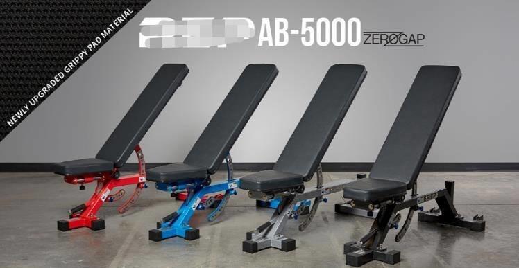 正品R牌臥推凳 AB-5000啞鈴凳 訓練凳(含勾腿配件)