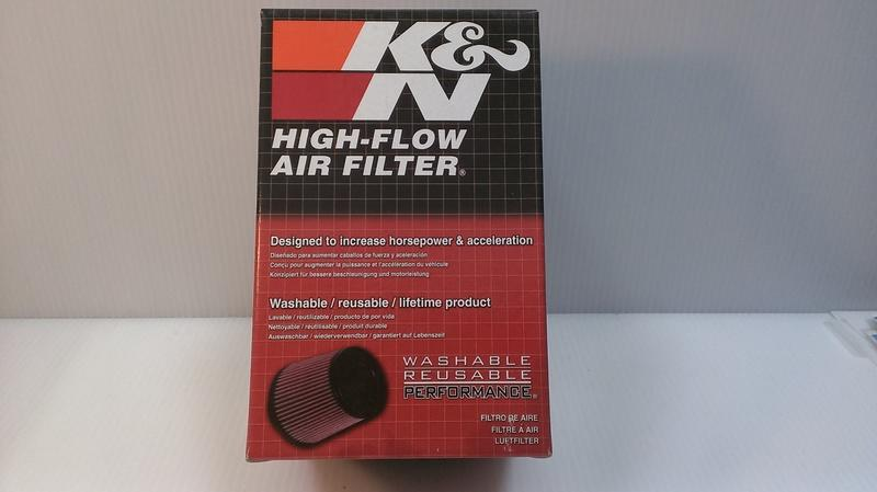 威瑪士 台中可自取1個2650元 ,K&N  KA6512 高流量原廠交換型空氣濾芯NINJA EX 650 ER6N