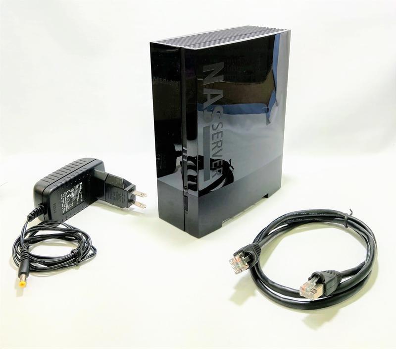 網路硬碟 內含全新2TB硬碟 NAS DLNA USB FTP iTunes USB 備份DS119j參考