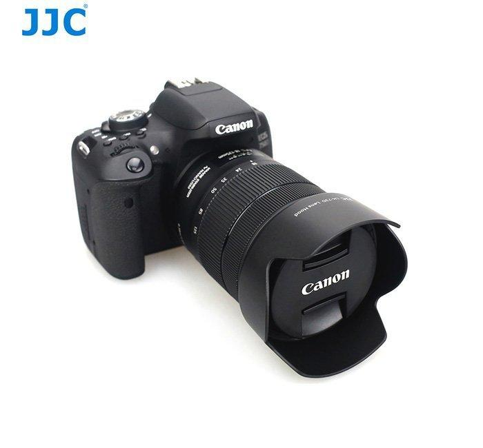 『BOSS』公司貨JJCCANON EW73D適佳能EOS 80D相機  EF-S 18-135mm IS USM