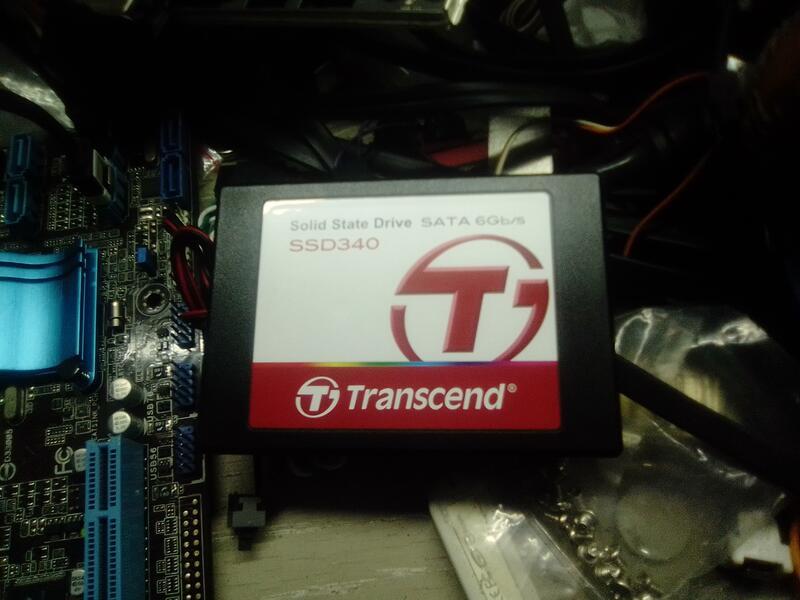創見固態硬碟 TS120GSSD340 128G SSD