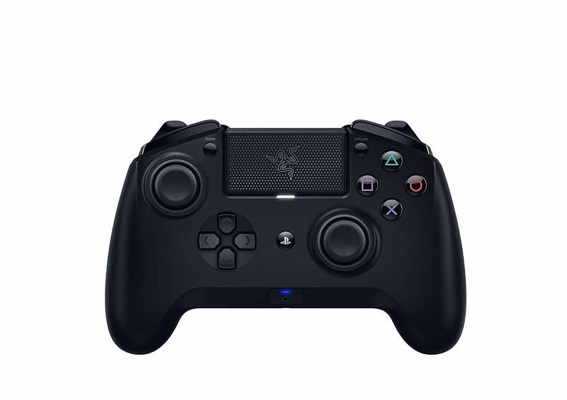 【代購】全新雷蛇 Razer Raiju TE  PS4專用遊戲控制器