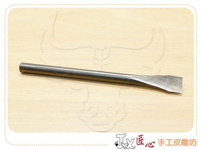☆ 匠心手工皮雕坊 ☆ ◤10mm一字刀斬(B0600-10)◢ 手縫 DIY 皮線 拼布 皮革