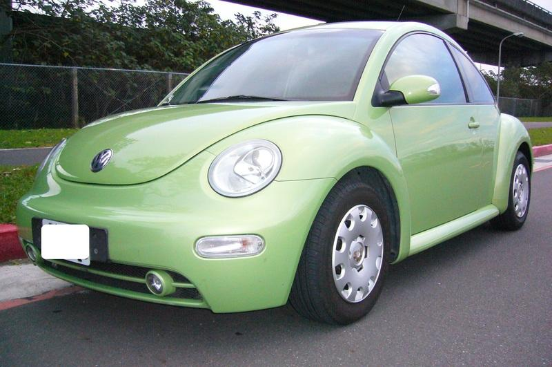 自售 2004年 福斯 Beetle 一手金龜美車