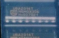 [二手拆機][含稅]UBA2014T SOP16 品質保證