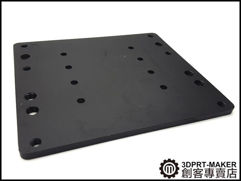 【3DPRT 專賣店】★086-80★EMAKER 圓型主軸80夾具 轉接板 配合OpenBuilds滑台使用