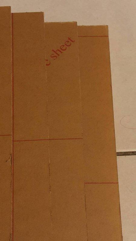 ╭☆不搭嘎樂園☆╯透明2mm有機玻璃壓克力板↖24*30公分