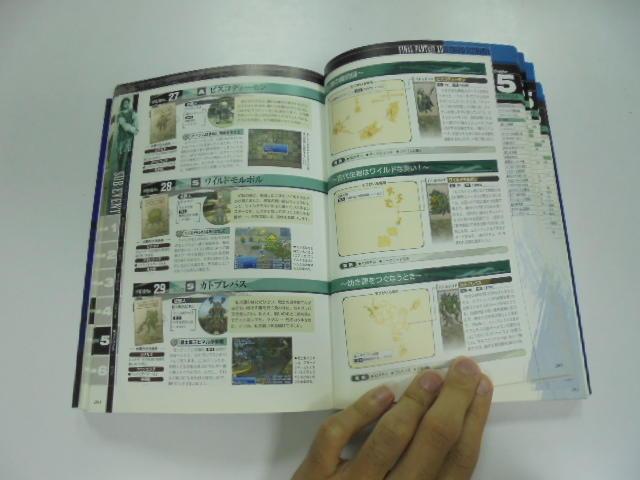 Guide Book 日版 攻略 最終幻想12 公式攻略本(40989341)